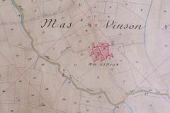 Le Mas de Vinson en 1890